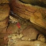 Jeskyně Martina - Řícený  dóm