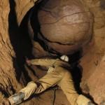Nová jeskyně na Damilu